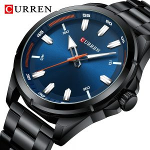 2020 Luxury Brand CURREN Mens Watch Fashion Blue Watches Men Quartz Watch for Men's Military Sports WristWatch Relogio Masculino