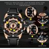 Creative MEGIR Watch Men Fashion Sports Watches Top Brand Men Waterproof Quartz Wristwatch Calendar Male Clock Relogio Masculino 5397