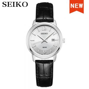 Seiko watch woman quartz  watch Top Luxury Brand Sport waterproof SUR659P1