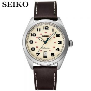 seiko watch men Luxury Brand 100M Waterproof Sport Wrist Watch Date mens watches diving watch relogio masculino SRPC87J1